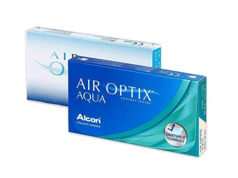 Air Optix Aqua (6 lenses)
