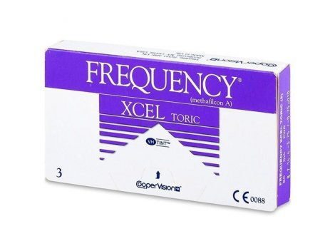 Frequency XCEL Toric (3 lenses)