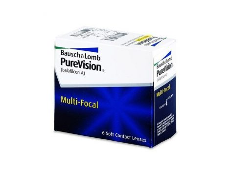 PureVision Multi-Focal (6 lenses)