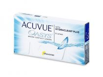 Acuvue Oasys with Hydraclear Plus (6 lenses)